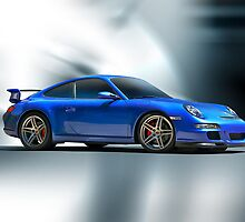 2013 Porsche Turbo by DaveKoontz