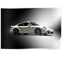2013 Porsche 911 Turbo 991 Poster