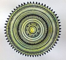 Mandala of the Heart  by Laura Carpenter