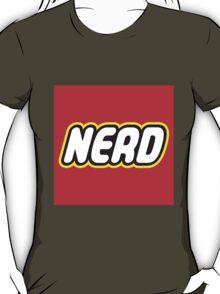 Playful Nerd  T-Shirt