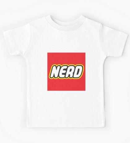 Playful Nerd  Kids Tee