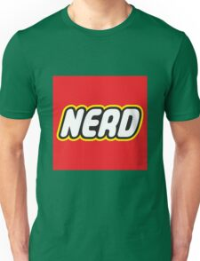 Playful Nerd  Unisex T-Shirt