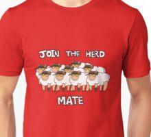 Sneep - Join The Herd Mate Unisex T-Shirt