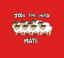 Sneep - Join The Herd Mate Unisex T-Shirt
