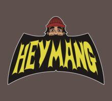 HeyMang by gorillamask
