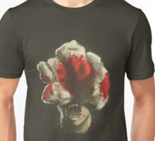 Mushroom Kingdom clicker [Blood Red] - Mario / The Last of Us Unisex T-Shirt