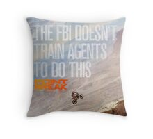 Point Break 2015 2 Throw Pillow