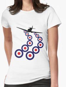Spitfire Mod Womens Fitted T-Shirt