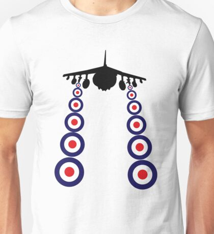 Harrier Mod Unisex T-Shirt