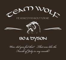 Team Wolf by hampton13