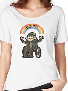 Idjits Women's Relaxed Fit T-Shirt