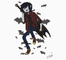 Marshall Lee by Nuerii
