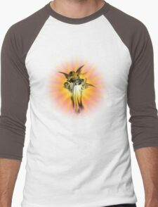 Angel Light T Shirt  Men's Baseball ¾ T-Shirt