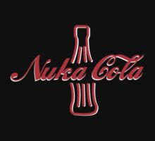 Nuka Cola Neon Sign (no Glow) by GreenHRNET