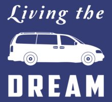 Living the Dream (Minivan) by artack