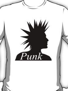 Punk Head T-Shirt