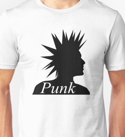 Punk Head Unisex T-Shirt