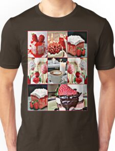 strawberry field Unisex T-Shirt