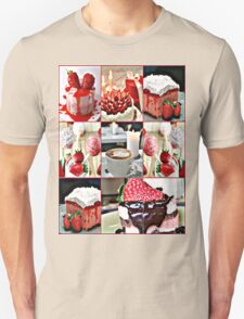 strawberry field T-Shirt