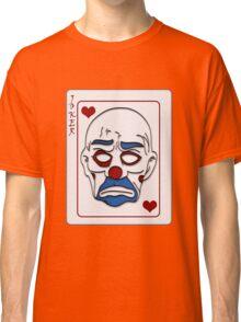 Joker Calling Card - Hand Drawn Classic T-Shirt