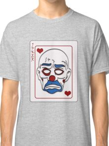 Joker Calling Card - Hand Drawn Classic T-Shirt