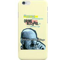 Heisenberg-Forcing iPhone Case/Skin