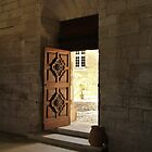 Fort St Andre - Villeneuve les Avignon by Mandy Gwan