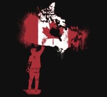 Canada Tagger Kids Tee