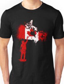 Canada Tagger Unisex T-Shirt