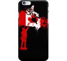 Canada Tagger iPhone Case/Skin