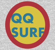 QQ surf  Baby Tee