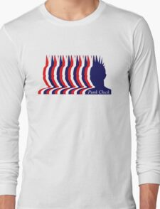 Punk Chick Long Sleeve T-Shirt