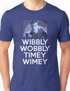 WIBBLY TENNANT Unisex T-Shirt