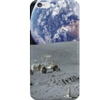 The Moon Buggy iPhone Case/Skin