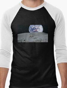 The Moon Buggy Men's Baseball ¾ T-Shirt