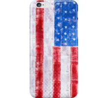Brick Flag iPhone Case/Skin