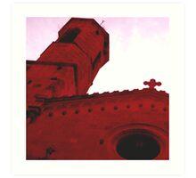 Barra gottic Art Print