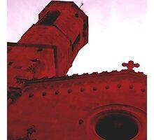 Barra gottic Photographic Print
