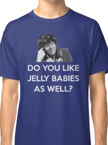 TOM BAKER JELLY BABIES Classic T-Shirt