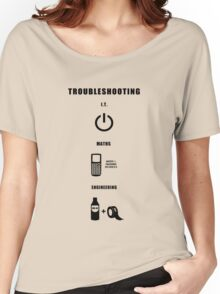 Troubleshooting Women's Relaxed Fit T-Shirt