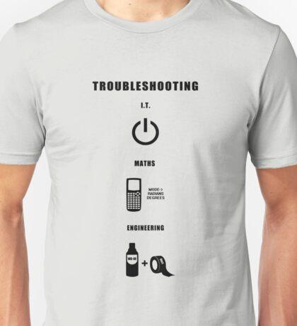 Troubleshooting Unisex T-Shirt