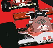 RUSH F1 Closeup Phone by gofreshfeelgood