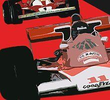 RUSH F1 Closeup Phone by gofreshfeelgood