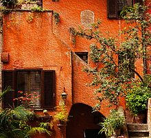 The Colours of Rome by lindy sherwell