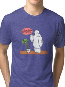 I'm baymax hallo Tri-blend T-Shirt