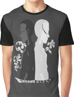 Two Sides. Graphic T-Shirt