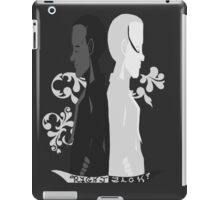 Two Sides. iPad Case/Skin