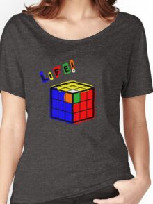 life is a rubiks cube Women's Relaxed Fit T-Shirt
