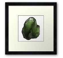 Olivine Framed Print