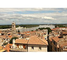 Arles on the Rhone - Provence Photographic Print